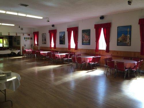Austria Club Reception Room