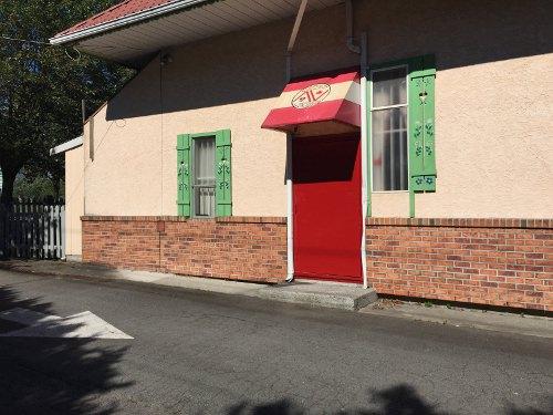 Austria Club Backdoor