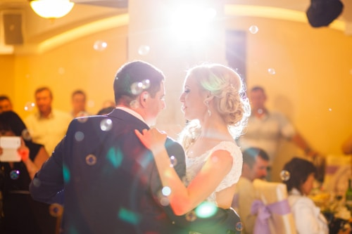 Three Secrets to a trouble free musical wedding reception