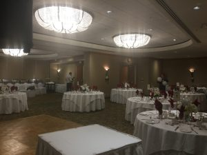 wedding reception venue metrotown