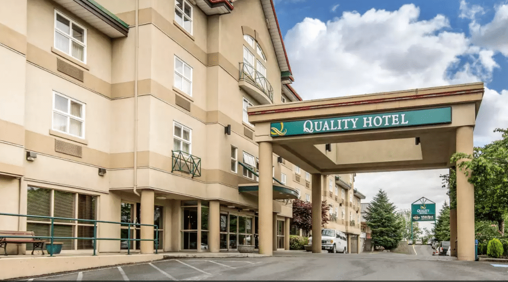 Quality Inn Abbotsford