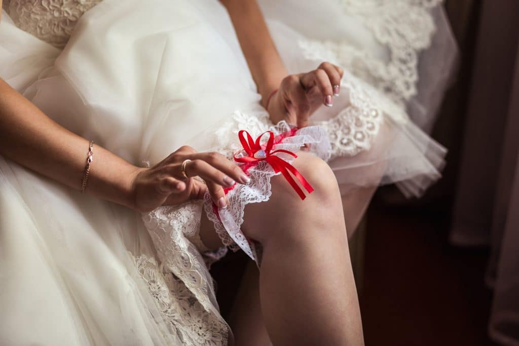 How Much Do You Know about The Garter Toss?