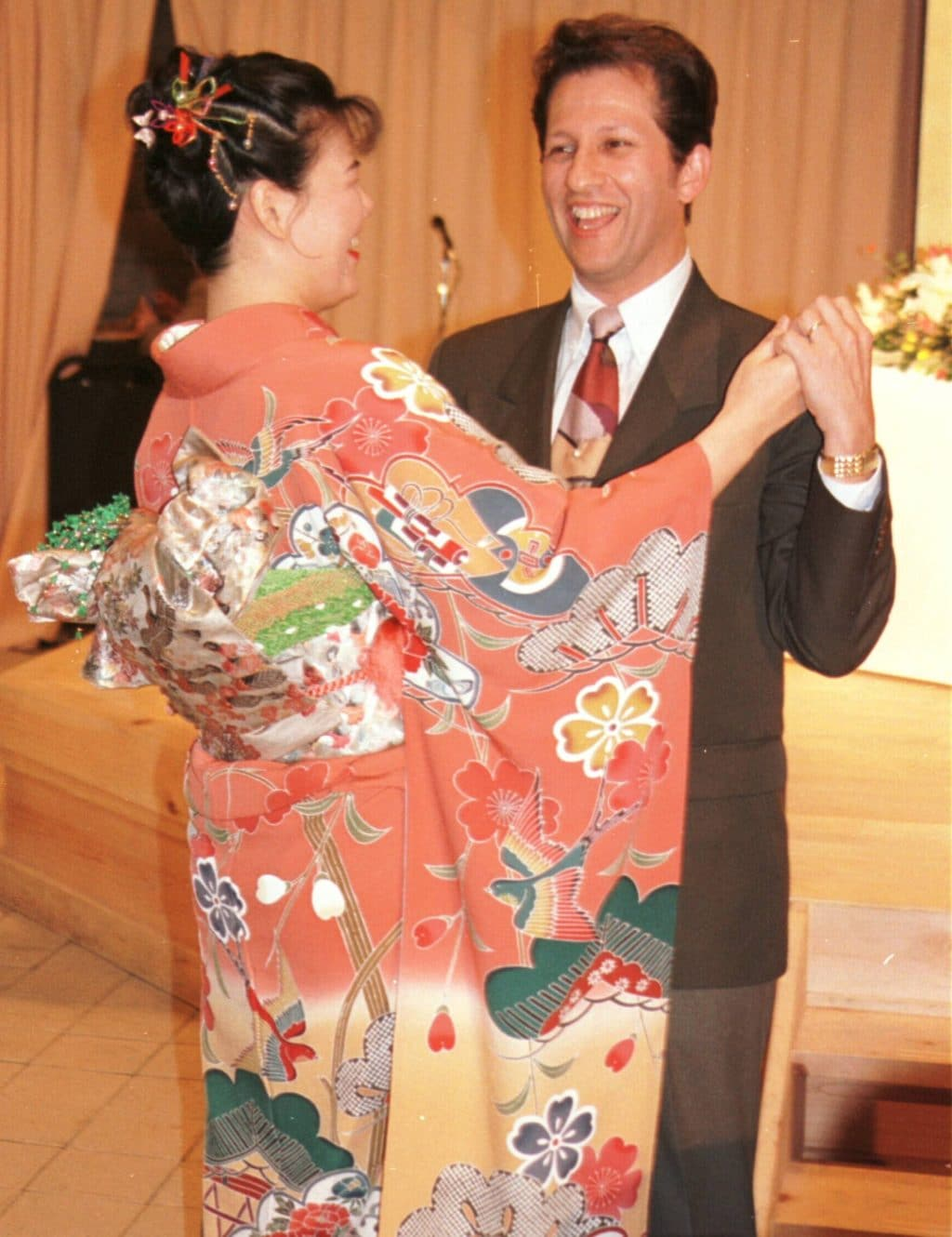 The Asian Wedding Reception